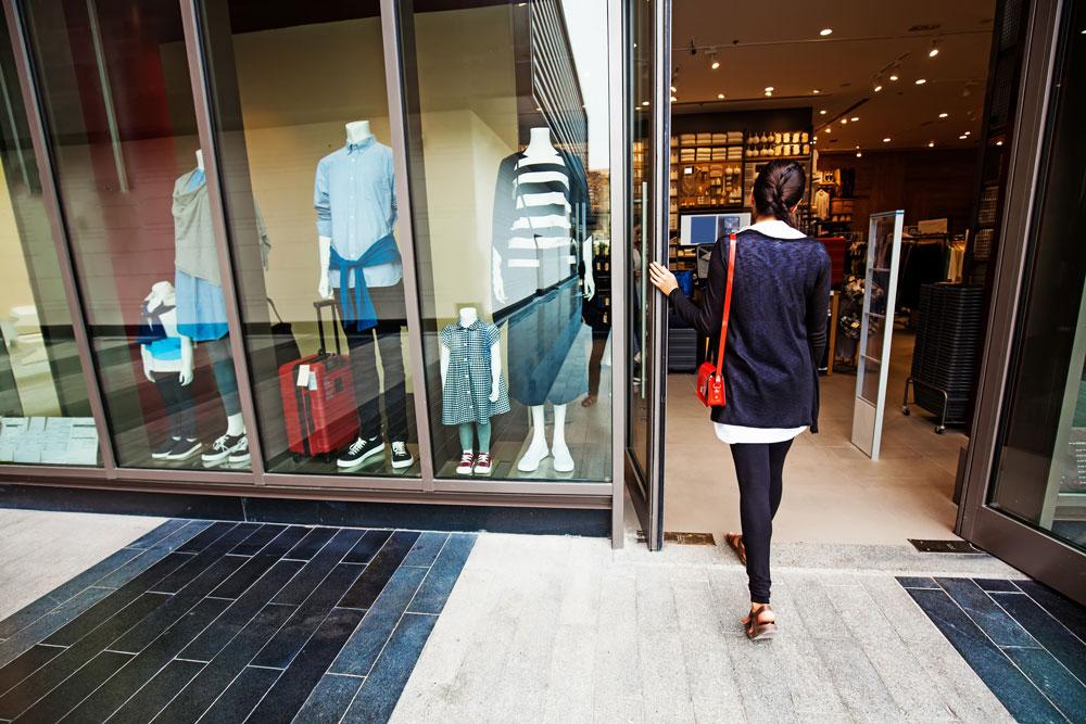 Modern-storefront