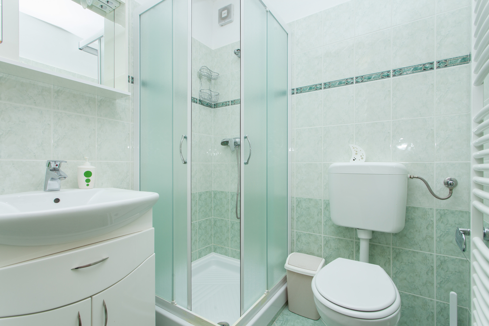 Shower Doors for Small Bathrooms   Springfield Glass Company