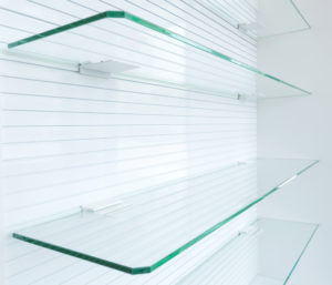 Custom Glass Shelves Springfield Glass Company